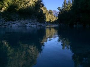 The Hokitika River