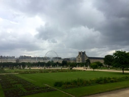 More Tuileries Garden.
