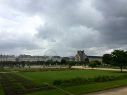 More Tuileries Garden.