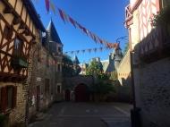 Medieval sites of Josselin