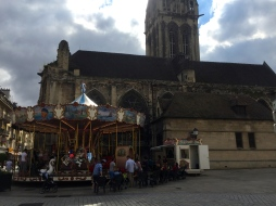 Sites of Caen