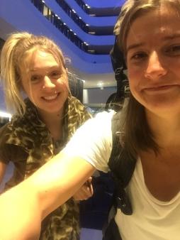 Aussie bogans in Hilton paradise
