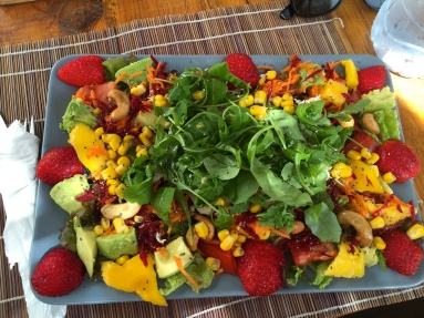 The most amazing salad ever created