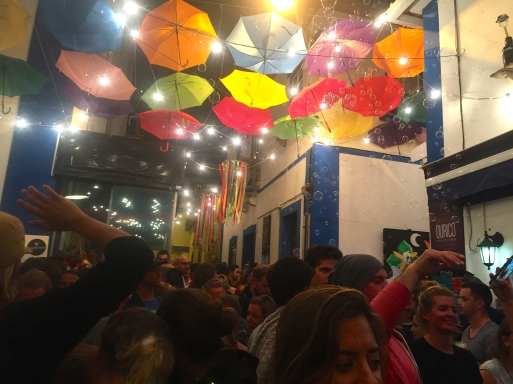 Tubo celebrations.
